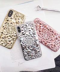 mb-iphone-02453  カレイドスコープ デザイン iPhoneケース