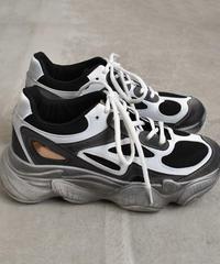 shoes-02060 汚れ加工 ダッドスニーカー