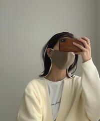 2月上旬から2月中旬入荷分 予約販売 mb-mask-04002 日本製 バイカラー ネックストラップ マスク