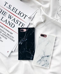 mb-iphone-02376  スクエアバンパー 大理石柄  マーブル柄  天然石柄  ストーン柄  iPhoneケース