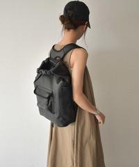 bag2-02515  防水 バックパック  ブラック
