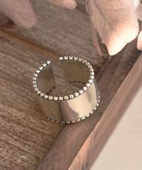 mb-ring2-02108 SV925  ワイドデザインリング       シルバー925