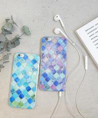 mb-iphone-02143 モロッカン柄 モザイクタイル モロッコタイル iPhoneケース
