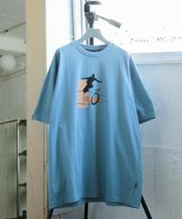 THREE SIXTY コラージュTシャツ