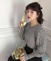 truth pearl knit
