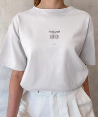 FREEDOM BARCODE T-Shirt