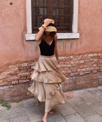 Random Flare Skirt