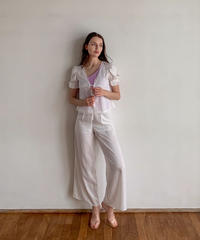 Vintage satin pants