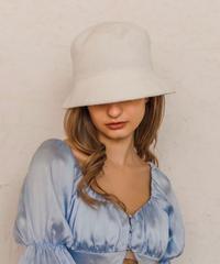 Pile bucket hat