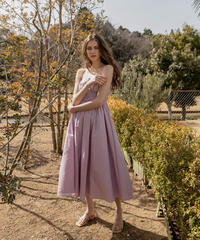 Cotton camisole dress