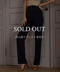 【Label C】 comfort slaks pants