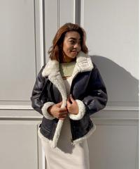 Eco mouton jacket