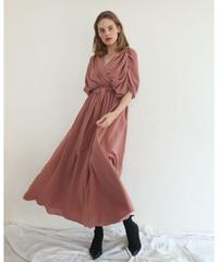 Cache-coeur Gather Dress