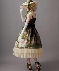 【Mサイズ】Raoul bouquetジャンパースカートⅡ