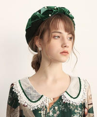 221B Baker Street リボンベレー帽