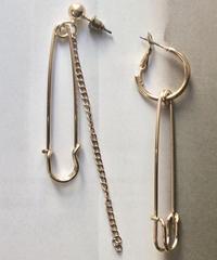 metal gold  pierce