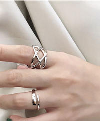 【silver925 】ring 107