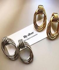 metal ring wide pierce