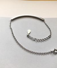 【silver925 】line bracelet