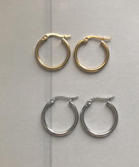 SUS316L hoop pierce 020