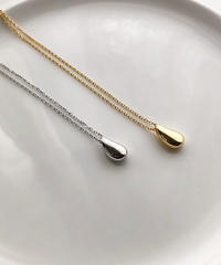 【silver925 】drop necklace