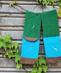 yubi yubi socks unisex EARTH