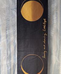 moon TENUGUI ・gold moon