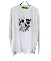 EMAD productions / EMAD graffiti gang LONG SLEEVE