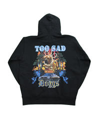 LONELY論理#16 TOO SAD DOGGS HOODIE