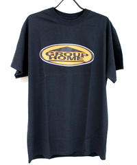 RAP TEES Group Home LOGO TEE