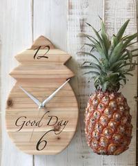パイナップルの時計 グレードA
