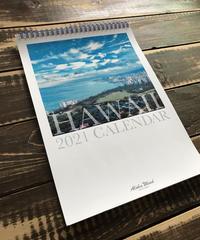 オリジナル・ハワイ2021カレンダー HAWAII 2021CALENDAR
