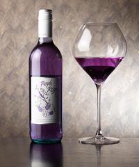 【話題の''紫''ワイン!】パープルレイン [111533]