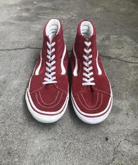 VANSSK8HI Red/White