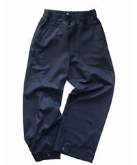 ASEEDONCLOUD /  pajama trousers  - NAVY