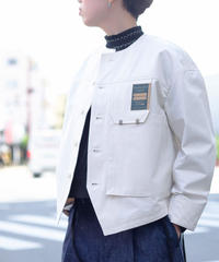 Handwerker /  Blouson - 備前壱号 OFF WHITE