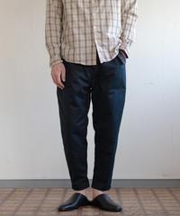 Handwerker /  easy trousers - 備前壱号 - チャコール