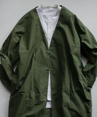 MUYA / Livery coat - KHAKI