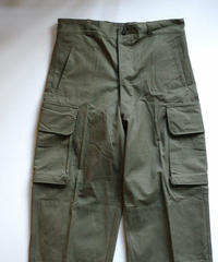 <Deadstock> FRENCH ARMY / M-47 FIELD PANTS - 33