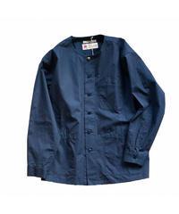 <2色展開> Tailor the dress / No Collar 3poket Workshirt