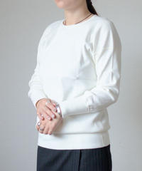 <Last 1> Olde Homesteader / CREW NECK SWEAT SHIRT -OFFWHITE