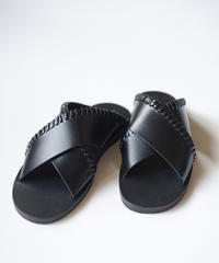 ISHMM / COIL - BLACK - size25.5~27cm