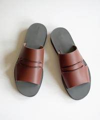 ISHMM / BUILT;IN - BROWN(Men's)