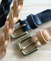 Leather mesh Belt (1.5cm)