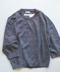 ASEEDONCLOUD / Scotish Knit - Blue