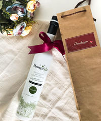 【送料無料 お歳暮 ギフト ラッピング付き】 Monteida* 早摘みオリーブオイル Extra Virgin Olive Oil (トルコ産) 500ml