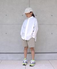 MOUN TEN. / 80/1 washer big shirts MT201004-a white 95.110.125.140