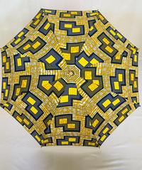 晴雨兼用折り畳み傘47㎝No21009