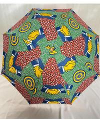 晴雨兼用折り畳み傘47㎝ No18053