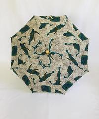 晴雨兼用傘50㎝No19052